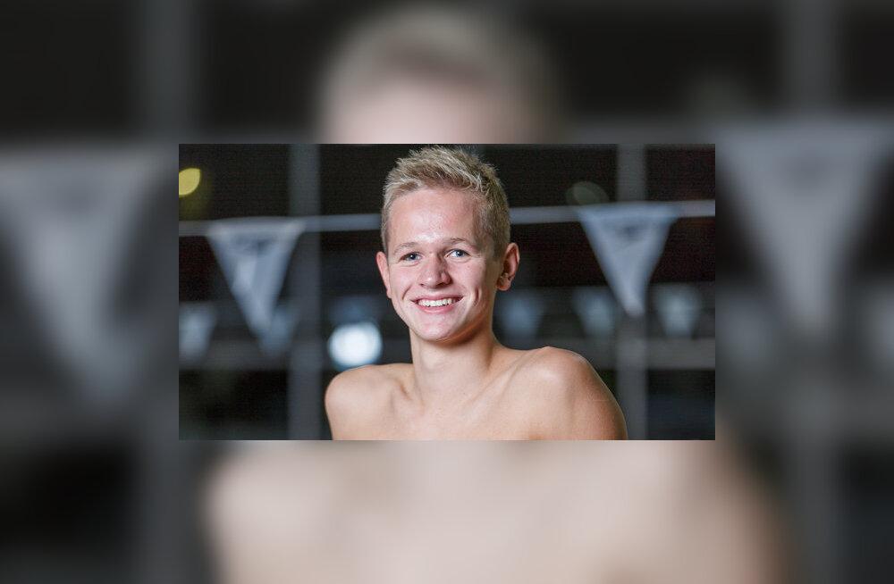 15-aastane Kregor Zirk ületas 32 aasta vanuse Eesti ujumisrekordi