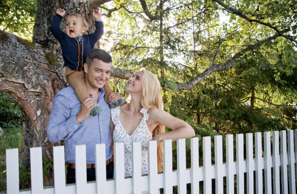 VÄRSKES PERE JA KODUS| Tiit Pruuli näitlejast tütar Helena Pruuli kohtus elu armastusega isa korraldatud reisil