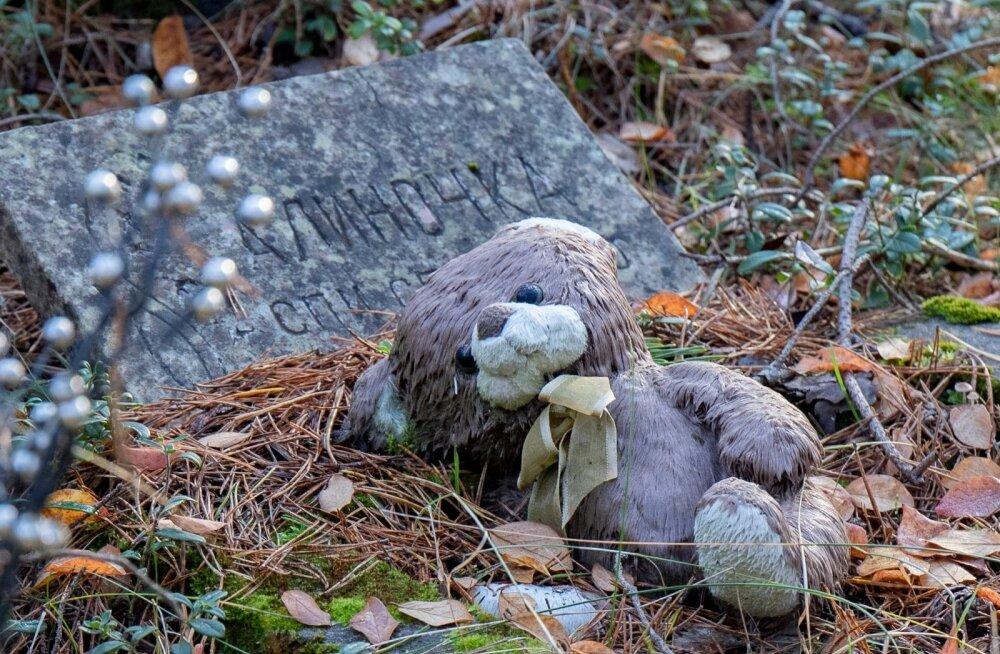 Tallinnas Liiva kalmistu tagaosas on pisike ala, kuhu kümmekonna aastaga sängitati palju lapsi. Praeguseks mahajäetud matmisalale on hiljaaegu siiski tekkinud mõni uus kääbas ja ka vanu käiakse järjekindlalt hooldamas.
