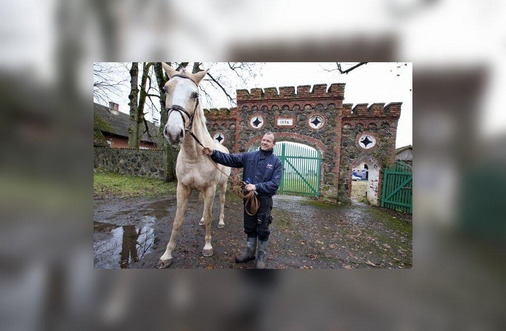Estonia teater, võro kiil, laulupidu ja... muidugi ka tori hobune
