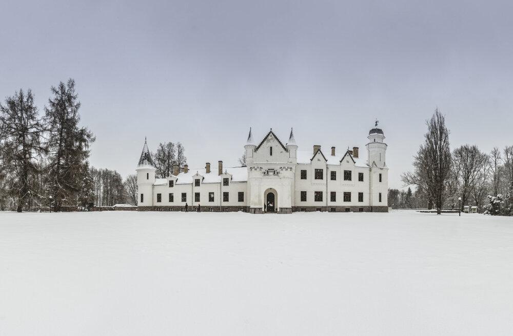 Alatskivil toimub homme lossi jõuluturg