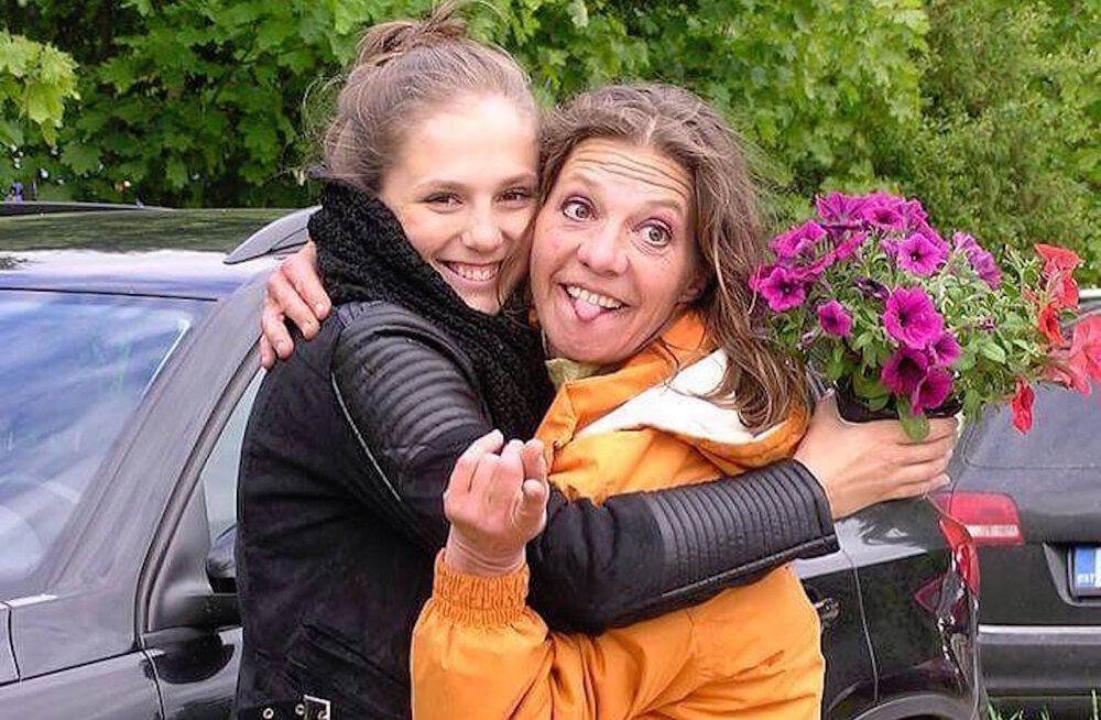 Brigita Murutar ja Kati-Saara Vatmann