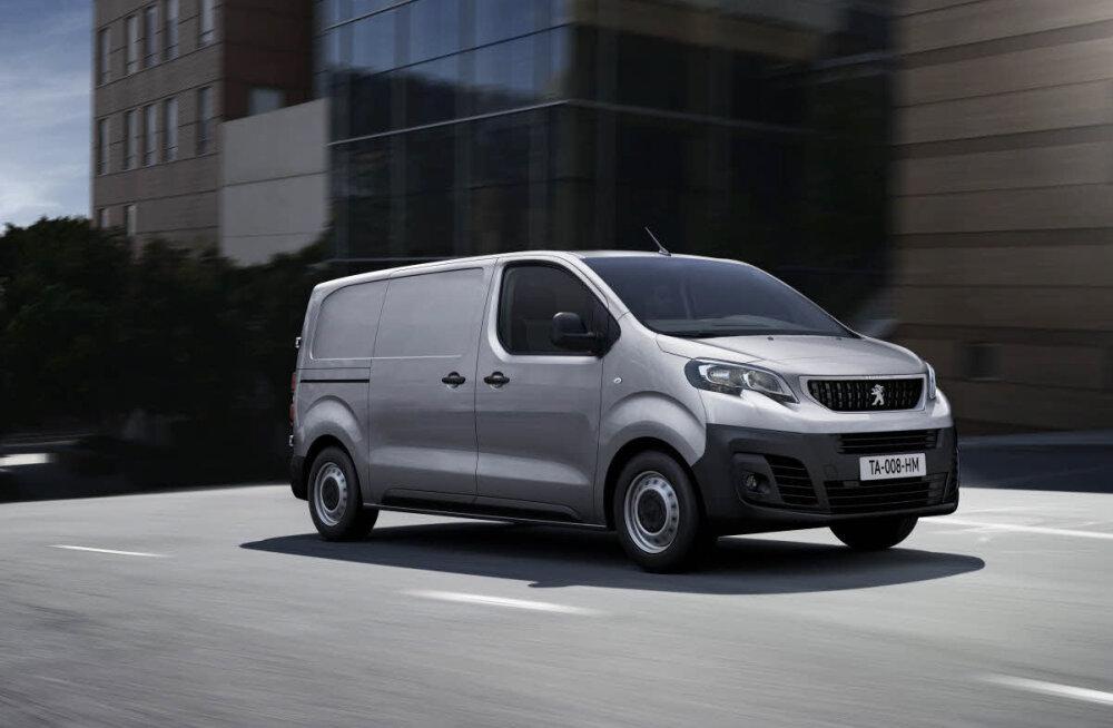 Peugeot Expert, ka peo teenistuses