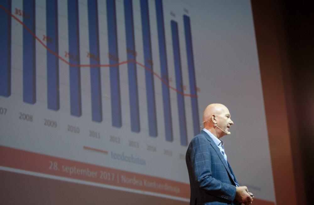 Raivo Rand konverentsil Äriplaan 2018