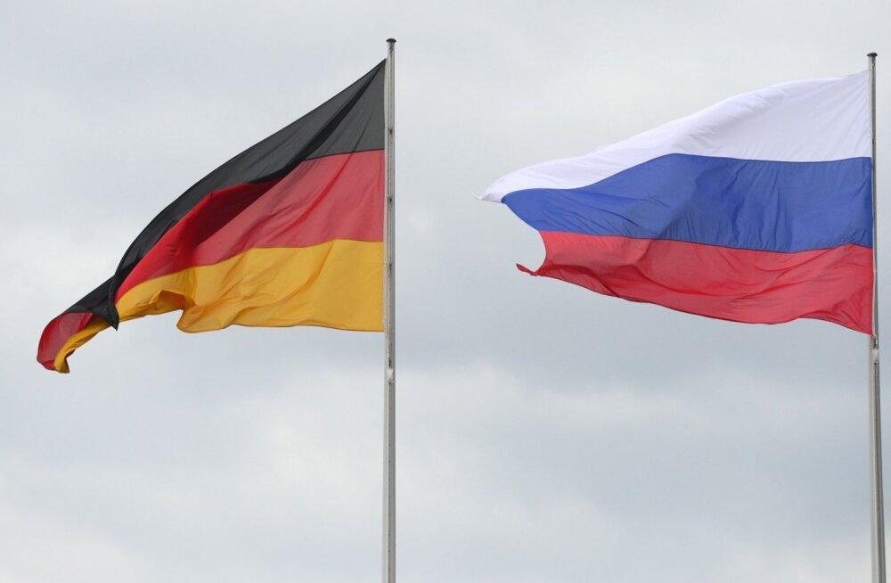 Der Spiegel: Saksa majandusringkonnad taotlevad sidemete taastamist Venemaaga kõige kõrgemal tasemel