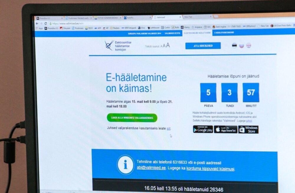 Valimisteenistuse e-hääletamise juhi Tarvi Martensi sõnul ei maksa olukorda üle dramatiseerida. E-valimised on sama turvalised kui varem.