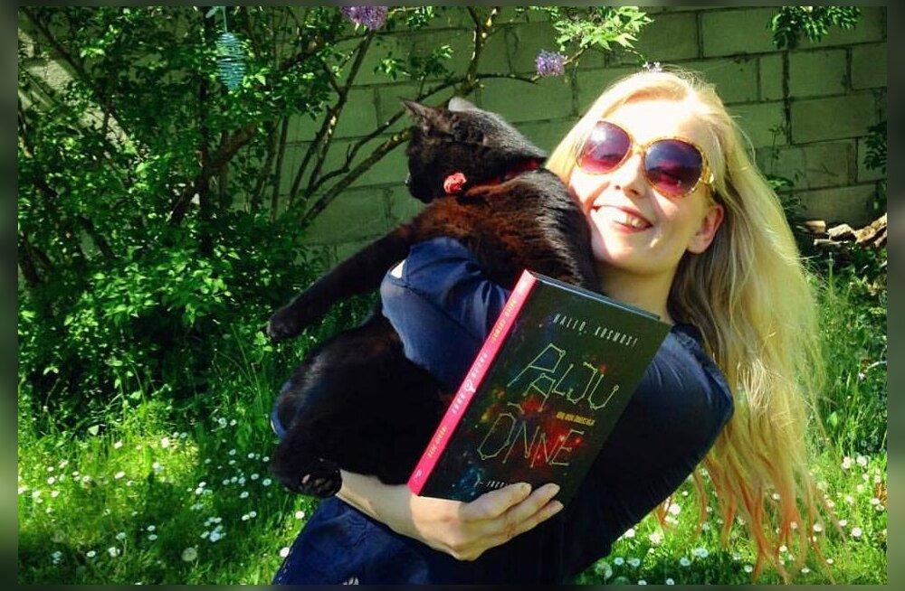 """Ingrid Peek koostas raamatu """"Hallo, Kosmos! Palju õnne"""" - kõik, mida õnneks vaja!"""