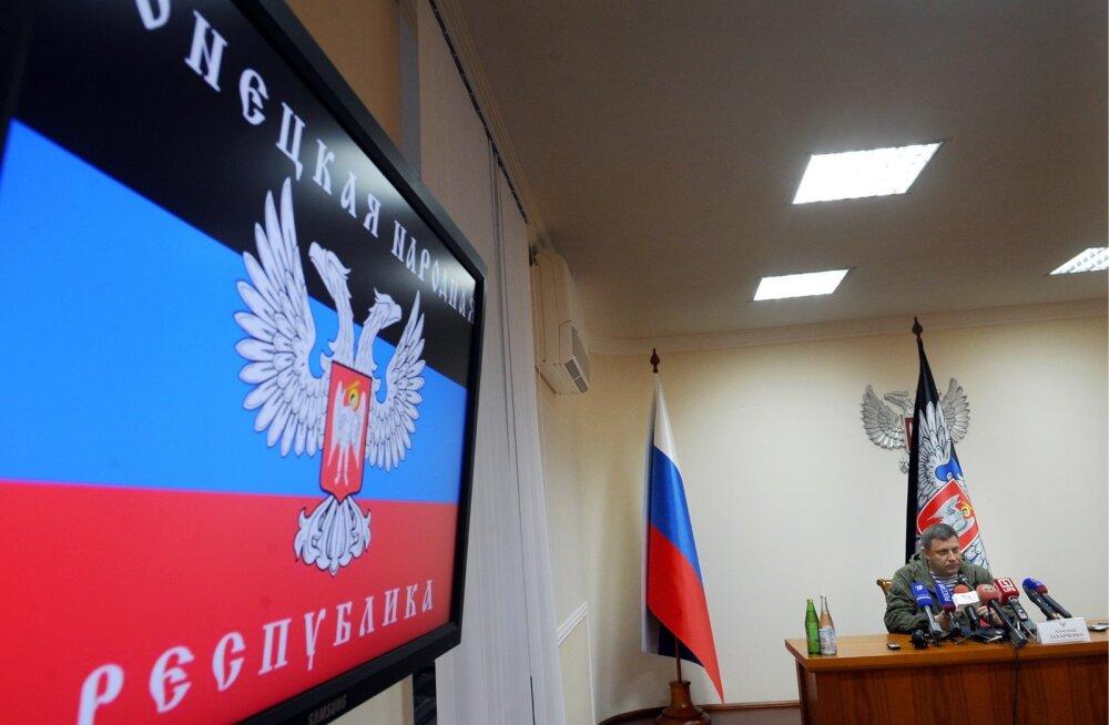 """""""Donetski rahvabariigis"""" vahistati 100 miljoni rubla riisumise eest 22 ametnikku eesotsas ministriga"""
