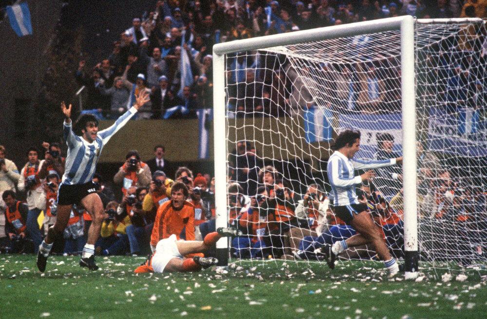 MEENUTUS | Peep Pahv: Argentina lummus, Kempese ja Maradonaga peaosades