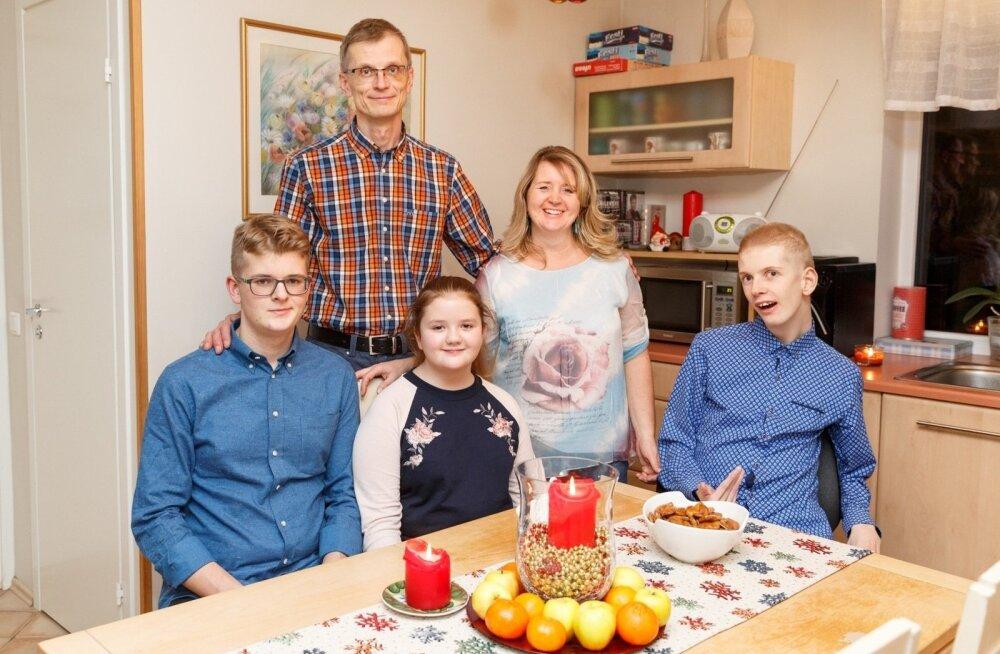 ФОТО и ВИДЕО: Личное рождественское чудо семьи Вийк