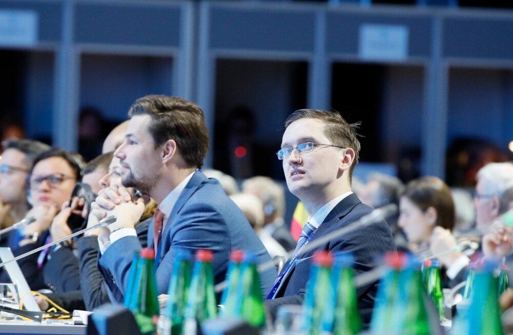 ФОТО: Политики национальных парламентов обсуждают в Таллинне будущее ЕС