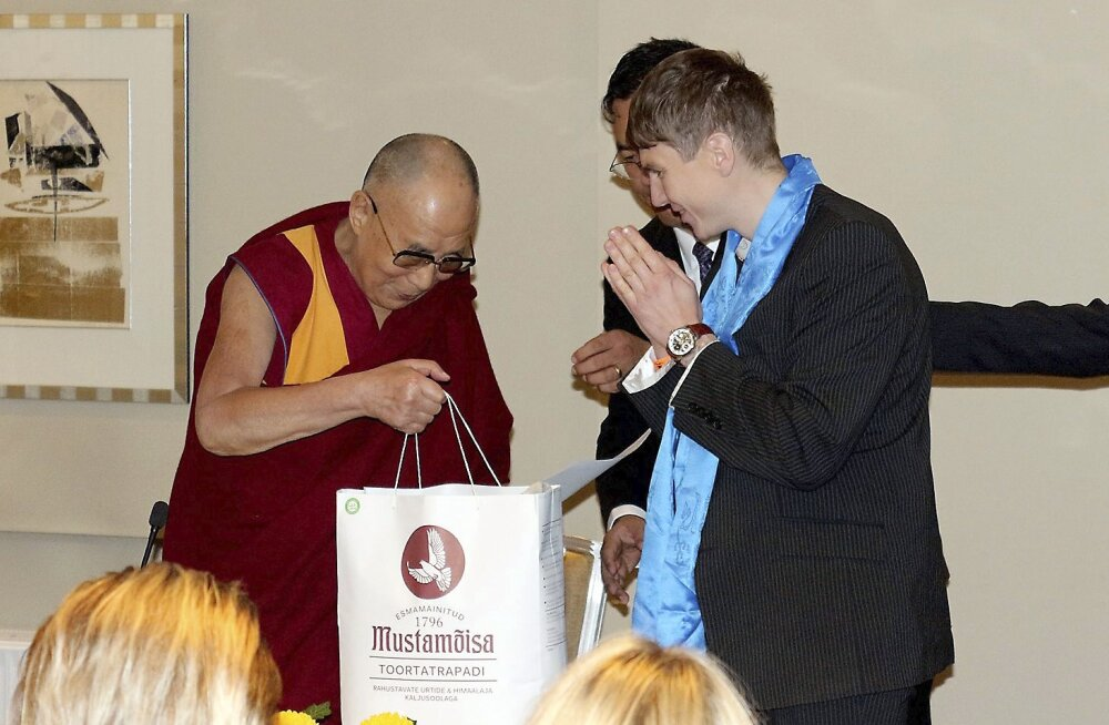 Roy Strider kinkis dalai-laamale tatrapadjad