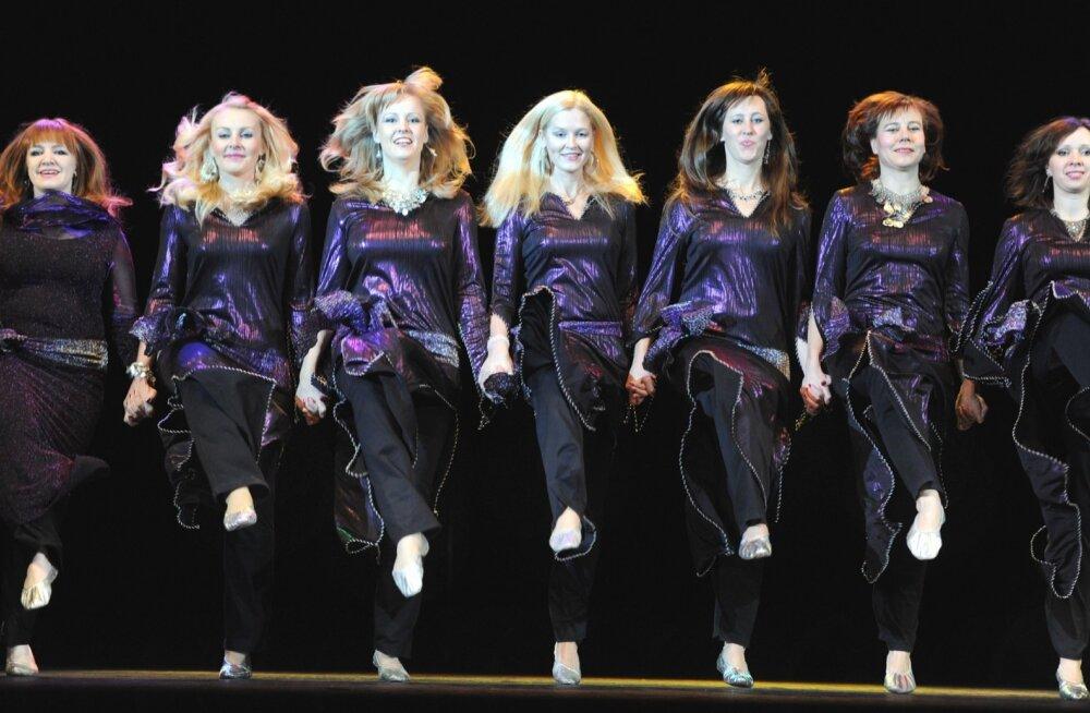 Ka kõhutantsijad tantsisid kaerajaani aastal 2010