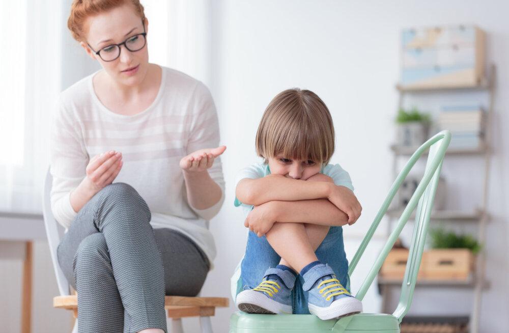 Kas ma peaksin teiste lapsi kasvatama?