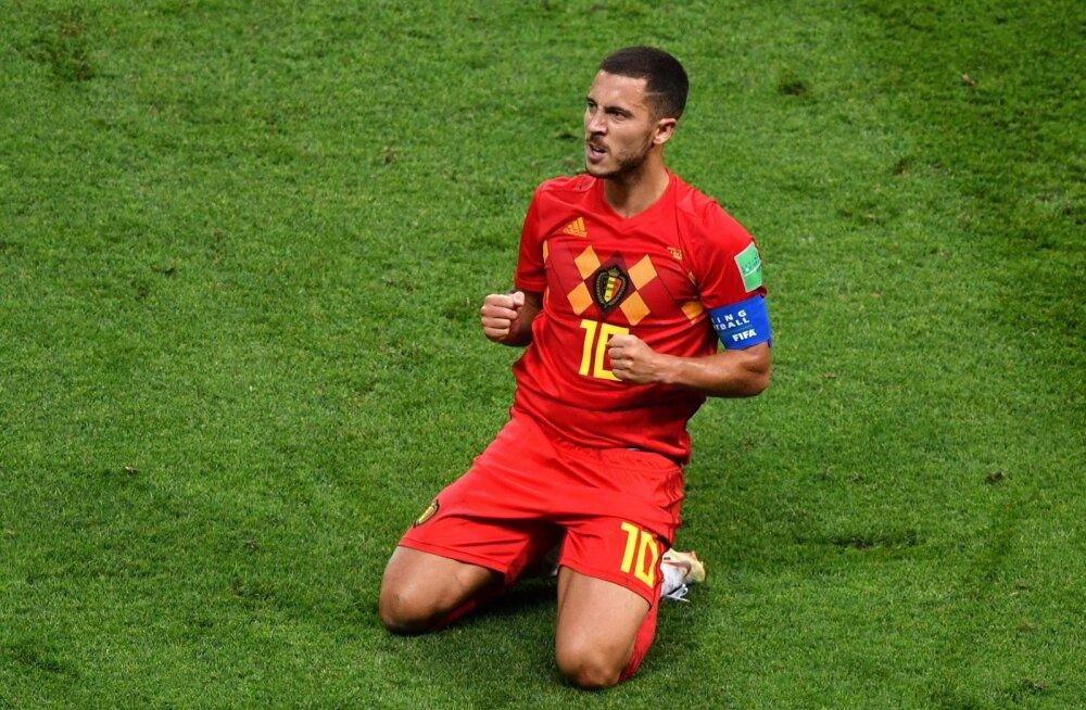 Belgia koondise kapten Eden Hazard võib MM-i järel olla üleminekuturul kuum kaup.
