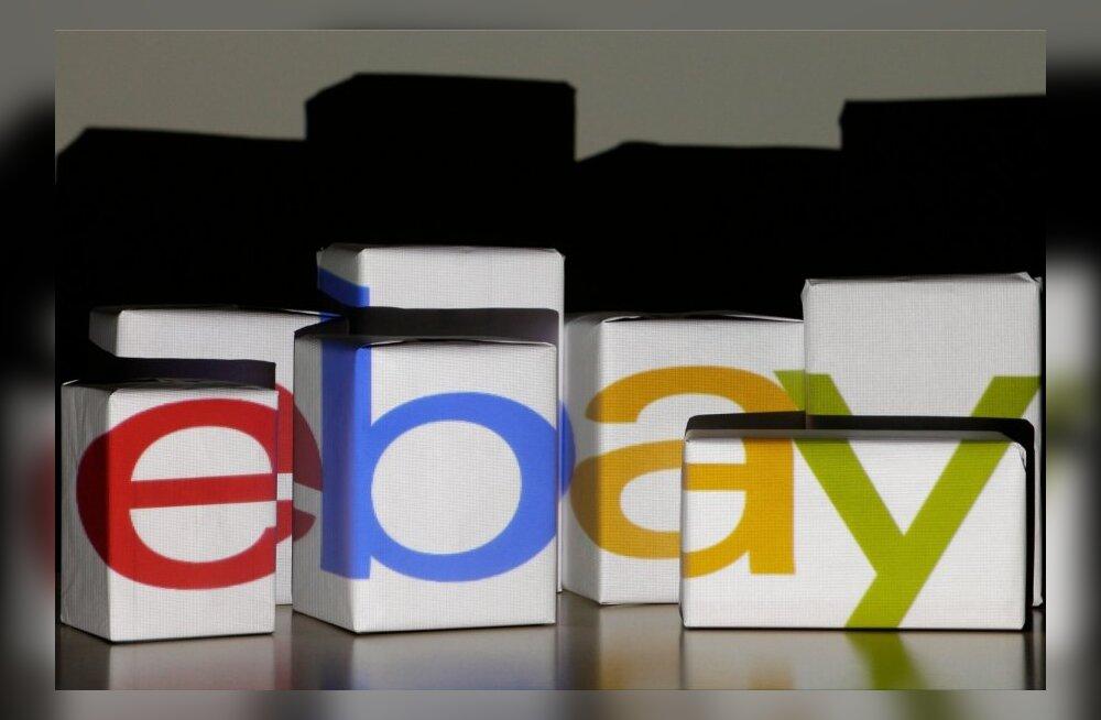 518802231d8 W3 uudised - eBay langes küberrünnaku alla, salasõna palutakse ära muuta