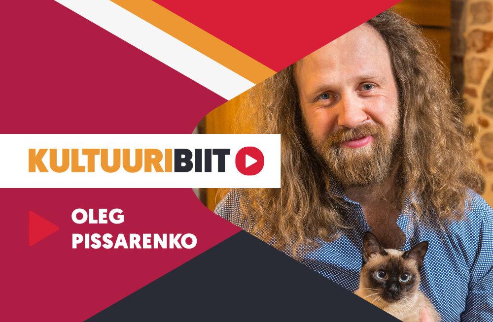 KULTUURIBIIT | Kitarristi ja helilooja Oleg Pissarenko playlist