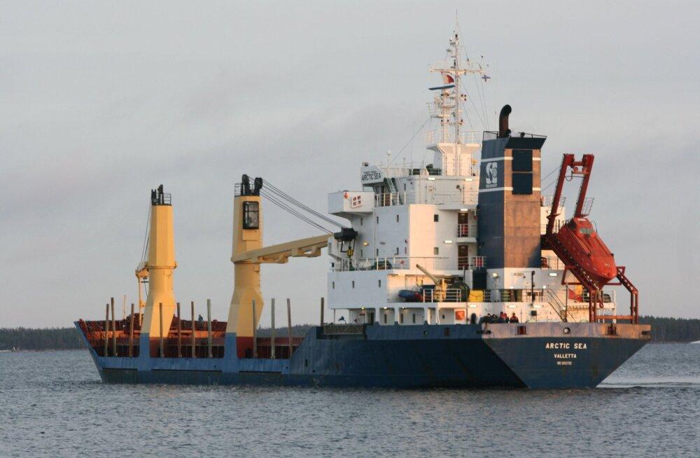 Merejõudude roll hübriidsõjas