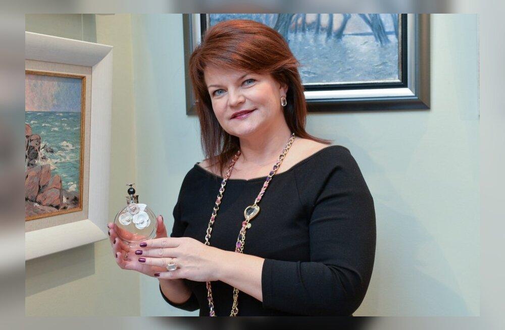 Iluklubi-parfüümide test