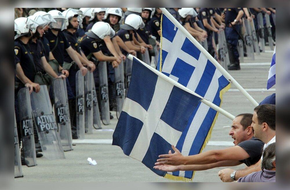 Jim Rogers: laske Kreeka pankrotti