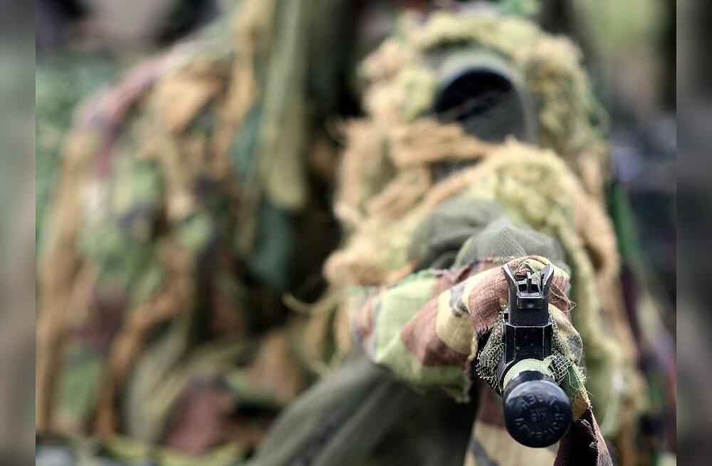 Eesti kaitsevägi saab endale uued snaiperrelvad