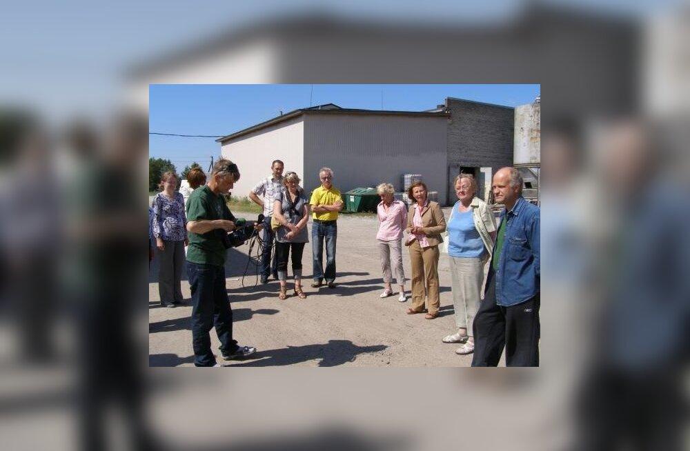 OÜ Suigu Veod on Are valla parim ettevõte 2012