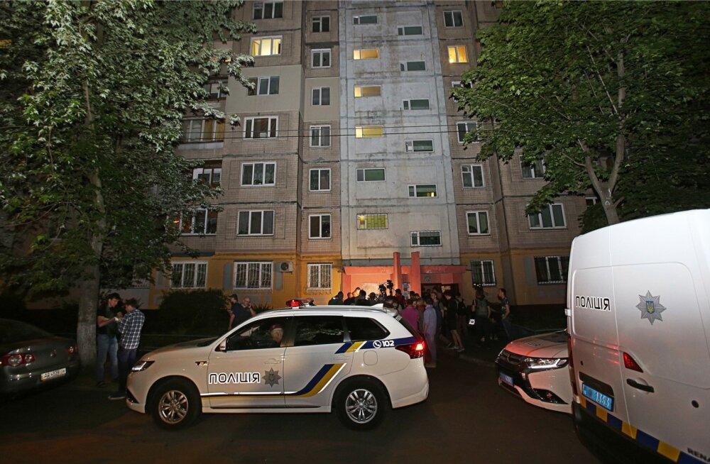 Ukraina politseiülem: Babtšenko lasi maha professionaalne killer