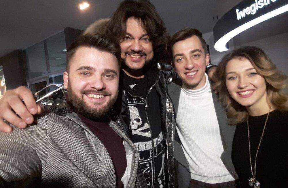 Филипп Киркоров сорвал куш: В Португалию на Евровидение от Молдовы едет его группа — DoReDos