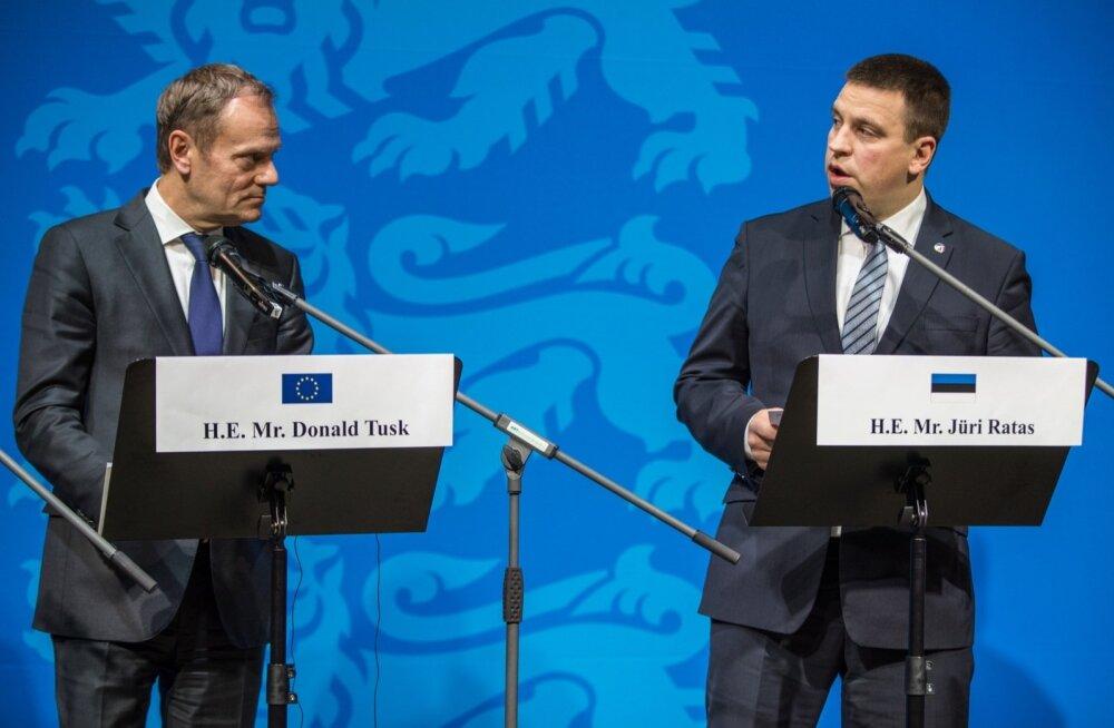 Peaminister Jüri Ratas peaks konverentsi kutsete väljasaatmise teatavaks tegema homme. Ürituse korraldamiseks on oma toetuse andnud ka Euroopa Ülemkogu president Donald Tusk.