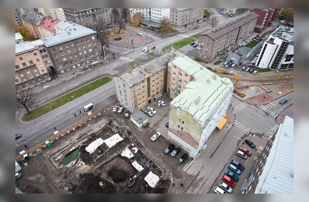 Ehitusekspert: EKA hoone ehitamist linnast välja oleks tulnud varem kaaluda.
