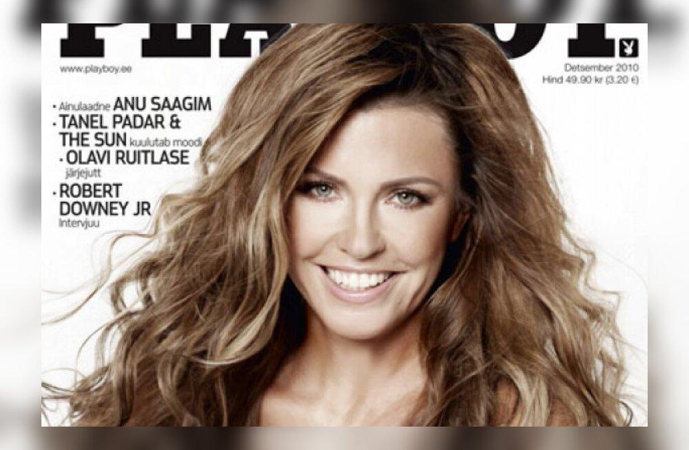 ГОРЯЧАЯ ГАЛЕРЕЯ: Эстонские красавицы на обложках знаменитого Playboy