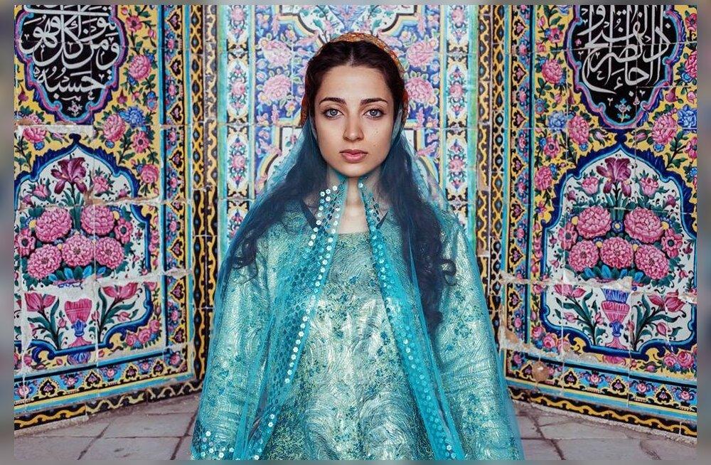 Атлас красоты: Фотографии женщин из разных стран мира