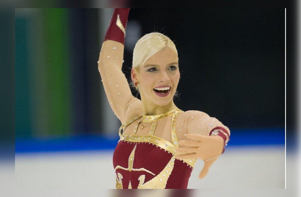 Iluuisutamise Eesti Meistrivõistlused 2014