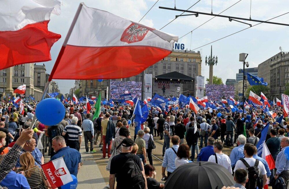 Poola meeleavaldused