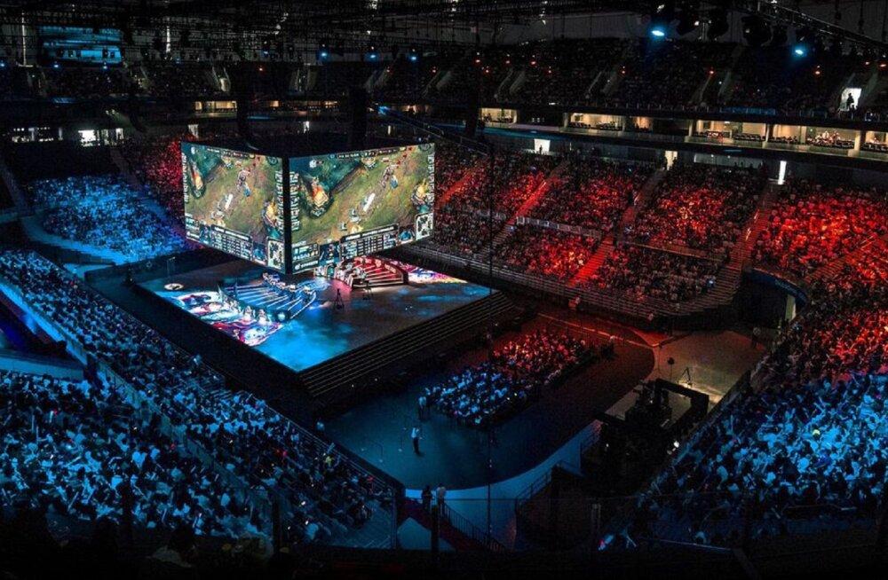 E-sport jõuab kinno: pühapäeval näeb Coca-Cola Plazas League of Legends EM otseülekannet