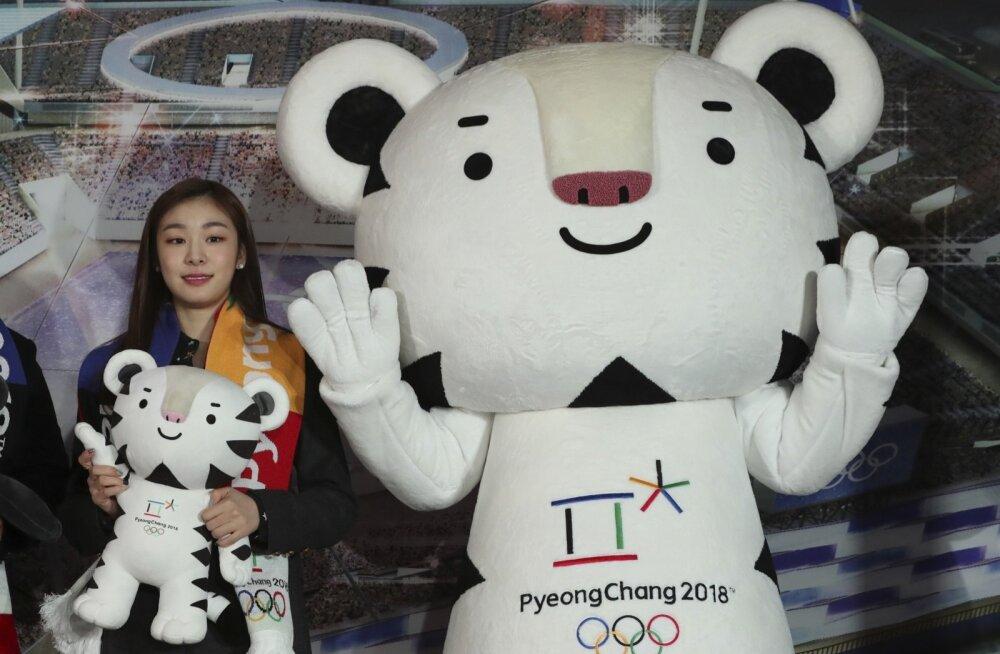 PyeongChangi olümpiamängude alguseni jääb pool aastat