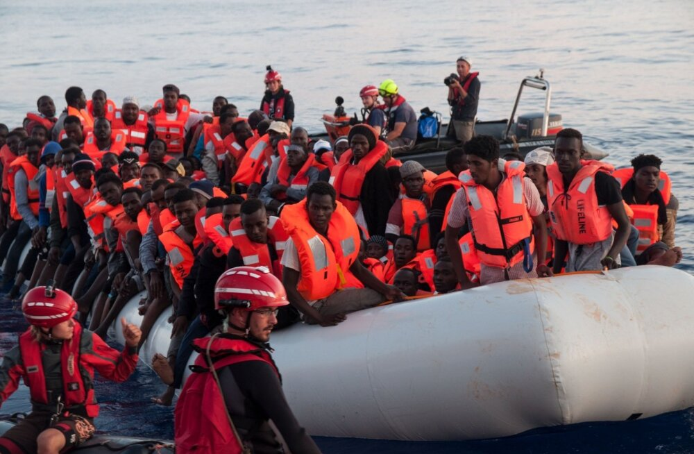 Ülemkogu üks põhiteema on migrandiküsimus. Vahemerelt üles korjatud migrandid toimetati möödunud nädala lõpus Saksa päästelaevale Lifeline. Läks mitu päeva, enne kui Malta lubas esimese EL-i riigina laeval lõpuks randuda.