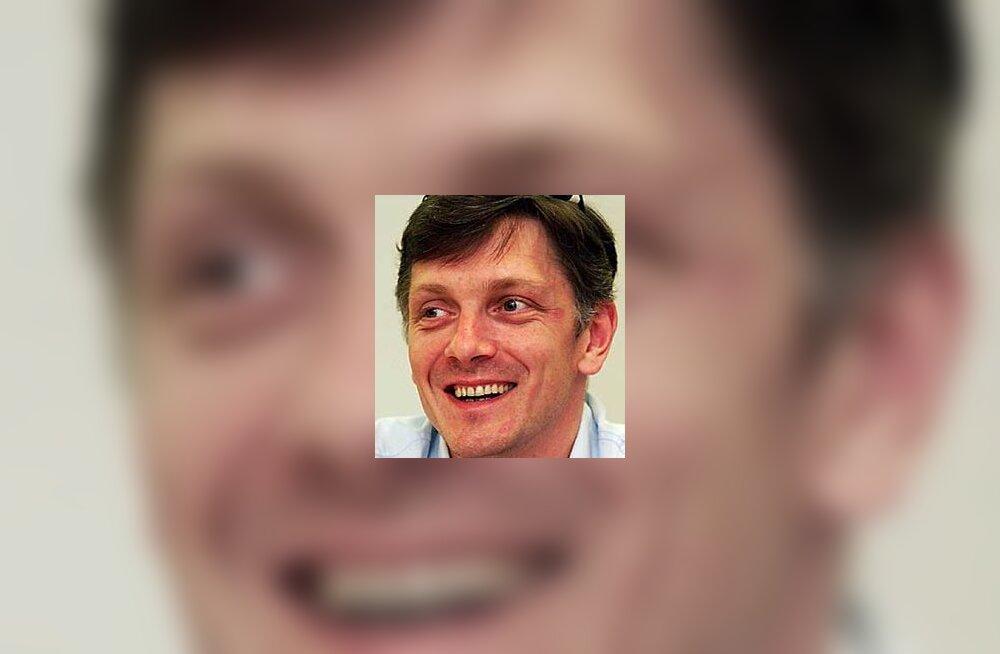 Indrek Tarand läheb tööle Eesti Panka