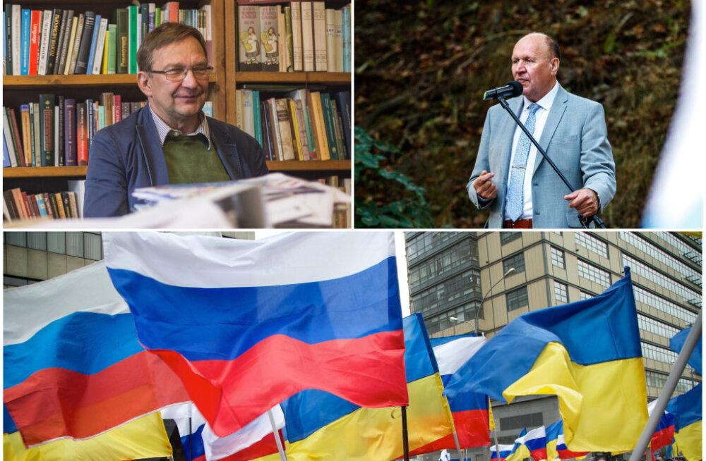 Urmas Sutrop: EKRE poliitika töötab Kremli kasuks, kui nad ukrainlased vaenlaseks kuulutavad. Sama tegid kunagi natsid ja Nõukogude Liit