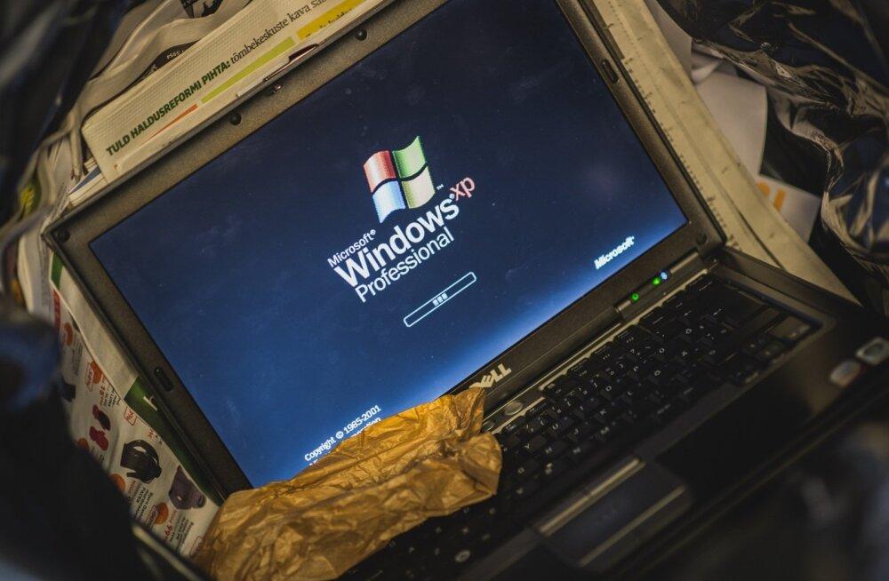 Windows XP on surnud