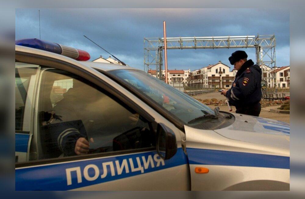 Moskvas vahistati Vene allilma noorim seaduslik varas