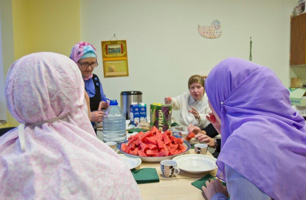 Ramadan. Eesti Islami koguduse naised