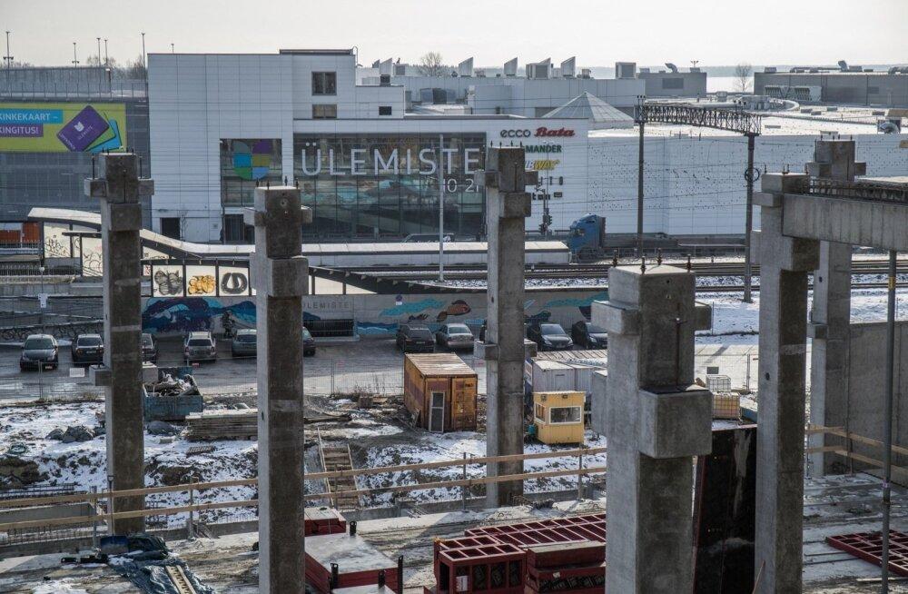 Издание: появление новых торговых центров приведет к беспорядку на рынке