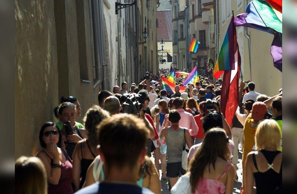 Homoparaad jääb tänavu ära