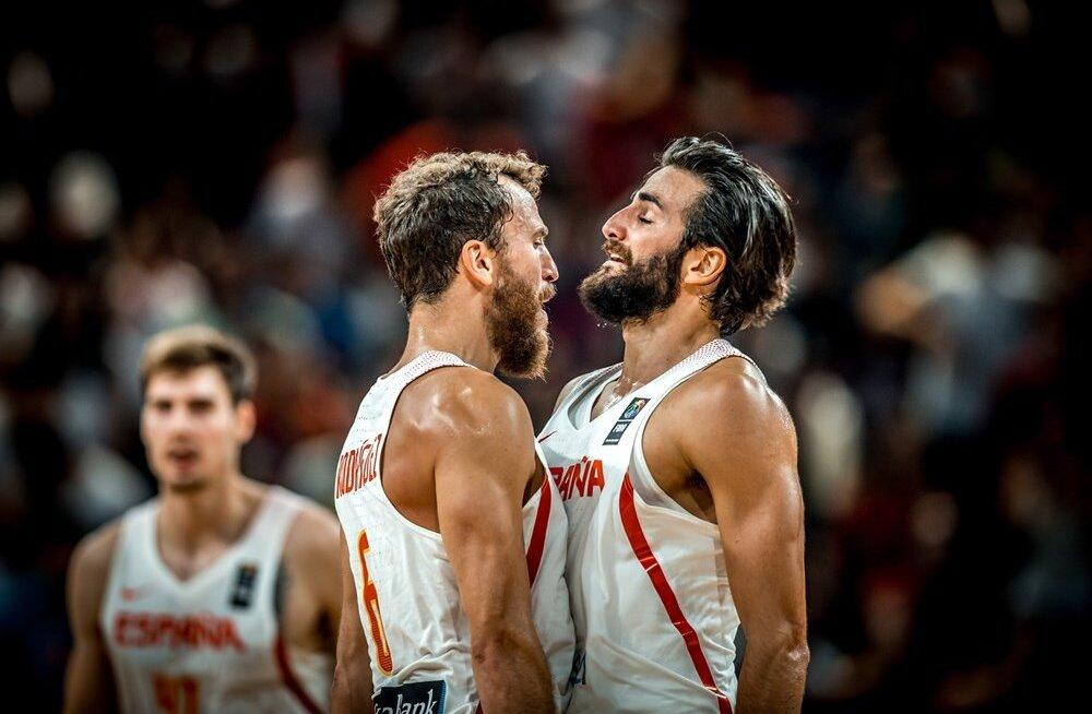 Saksamaa võitles südikalt, kuid Hispaania marsib edasi poolfinaali