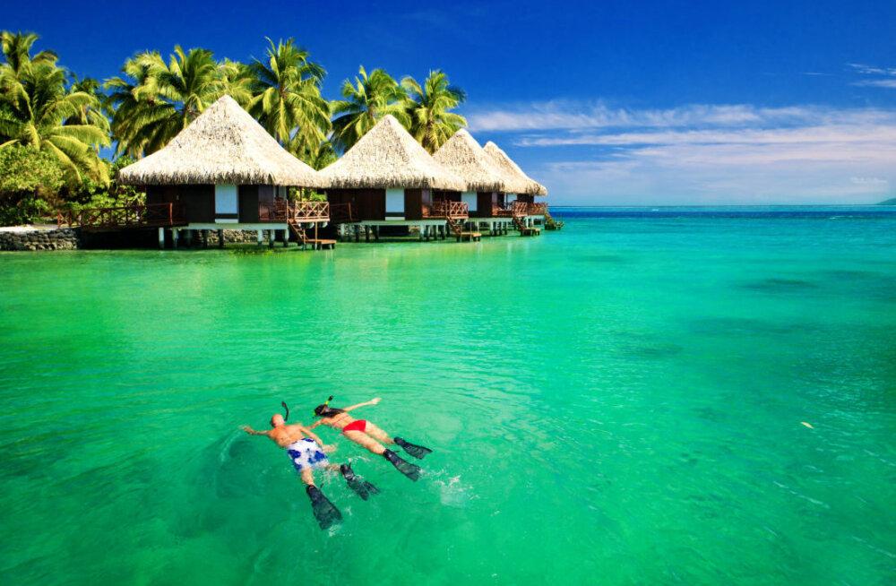 <div>Reisidiilid.ee nädala superpakkumised: Pariis 98€, Alicante 109€, Maldiivid 444€!</div>