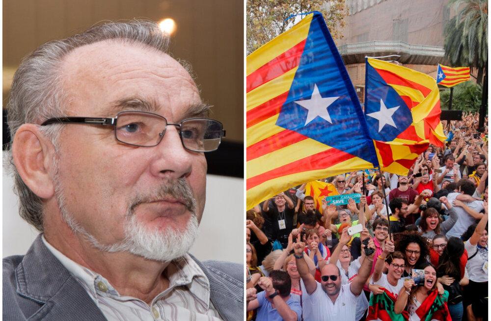Toomas Alatalu: katalaanide otsus on Euroopa Liidu ladvikule valusam tagasilöök kui Brexit