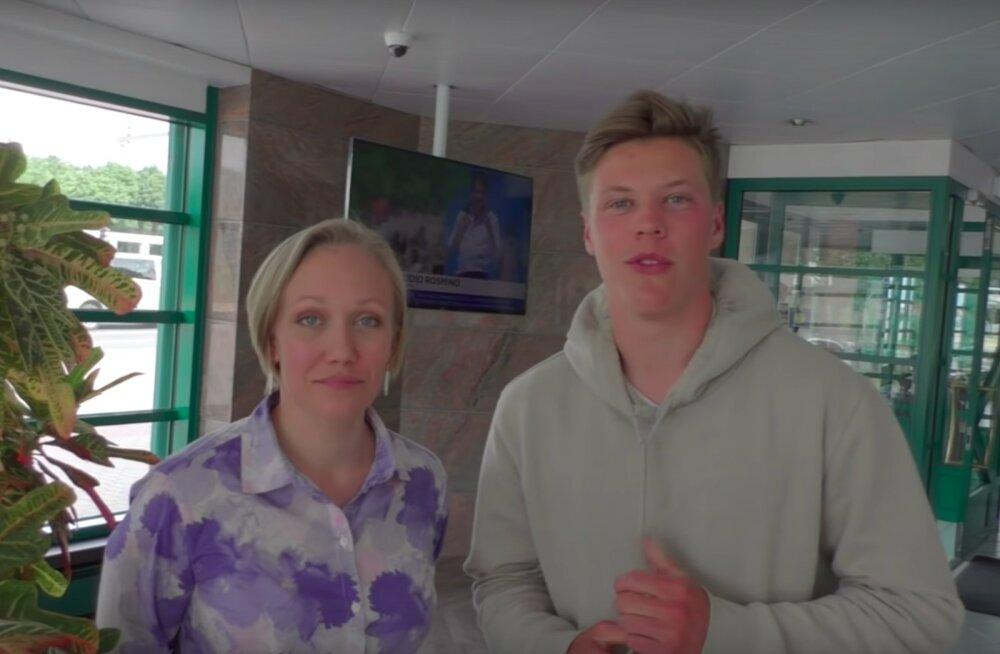 ВЛОГ: Как проходила Летняя школа журналистики русского Delfi и Стокгольмской школы экономики в Риге
