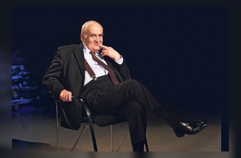 Mati Talvik: Sari algab Johannes Lorupist