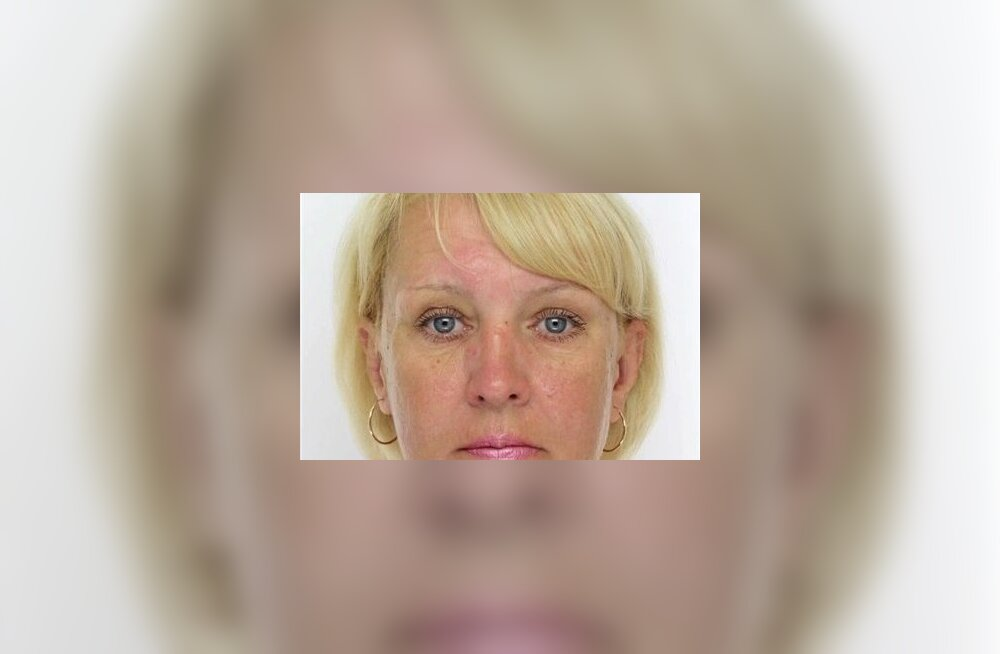 ФОТО: Полиция разыскивает признаннную виновной в преступлении против имущества Елену